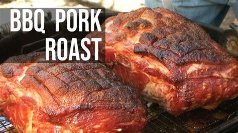 pork bbq roast pit boys shoulder easy recipe butt grilling foodandfriendship recipes roasts grill