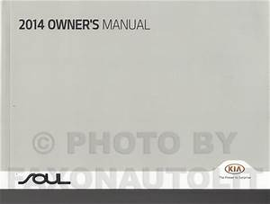 2014 Kia Soul Owners Manual Original