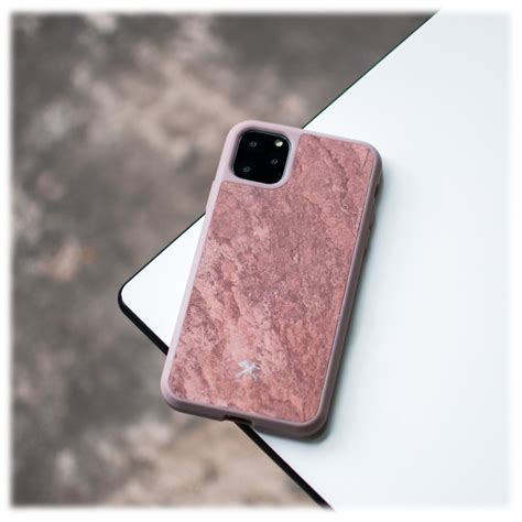 woodcessories eco bumper stone cover camo gray