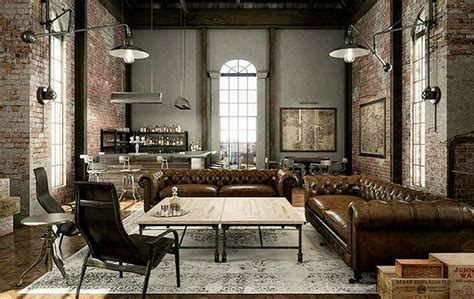 Industrial Home Style : Industrial Style Furniture