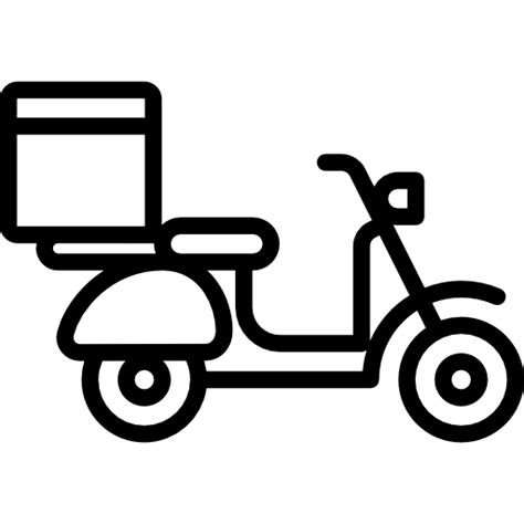 Motorbike, Scooter, Motorcycle, Shipping And Delivery ...