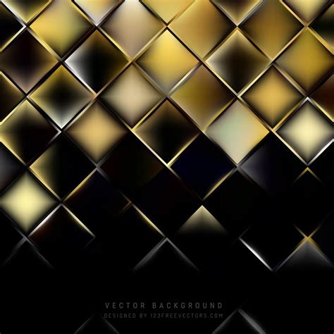 Black Gold by Black Gold Square Background