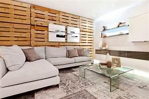 Wand Verkleiden Mit Holz : wandgestaltung ideen mit paletten wand verkleiden mit europaletten freshouse ~ Sanjose-hotels-ca.com Haus und Dekorationen