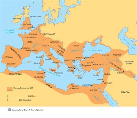 ancient rome geography  maps  kids  teachers