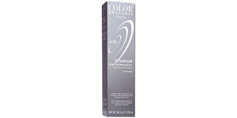 Ion Color Brilliance Brights Semi-permanent Hair Color