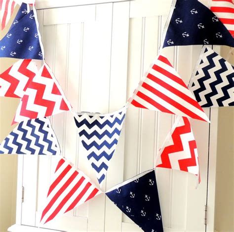25 Best Ideas About Nautical Bunting On Pinterest
