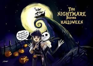 Nightmare before Halloween by amoykid on DeviantArt