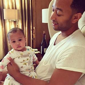 This Photo Of John Legend And Daughter Luna Is Warming ...