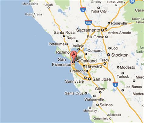 cost  drive san francisco california