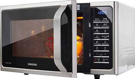 Mikrowelle Mit Dffunktion by Samsung Mikrowelle Mc28h5015cs Eg Mikrowelle Grill