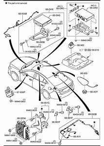 2014 Mazda Mazda 6 Speaker  Loud