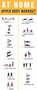 Your Upper Body Workout At Home
