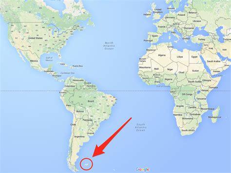 ¿De quienes son las Islas Malvinas o Falkland? Apunte