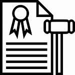 Legal Icon Document Svg Clipart Transparent Onlinewebfonts