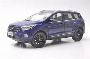 Ford Kuga 2018 : 1 18 diecast model for ford kuga escape sport edition 2018 blue suv alloy toy car miniature ~ Maxctalentgroup.com Avis de Voitures