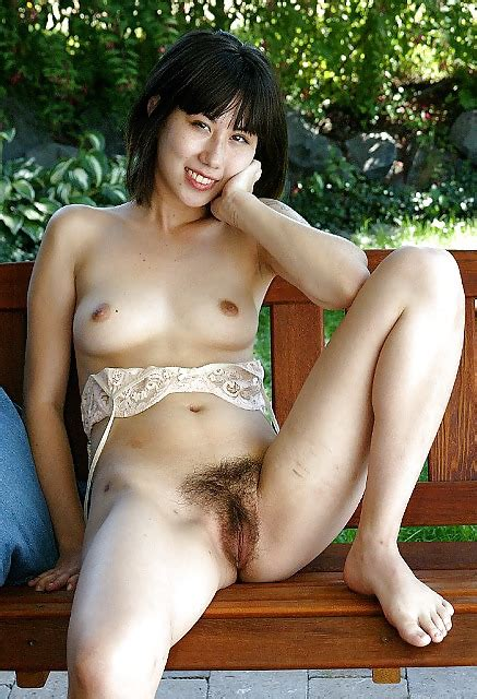 Young Japanese With Hairy Pussy Naked Outdoors Pics