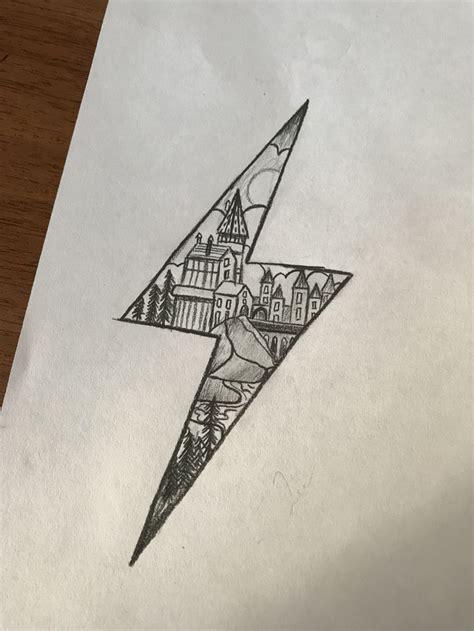 hogwarts harrypotter harrypotterforever cizim drawing