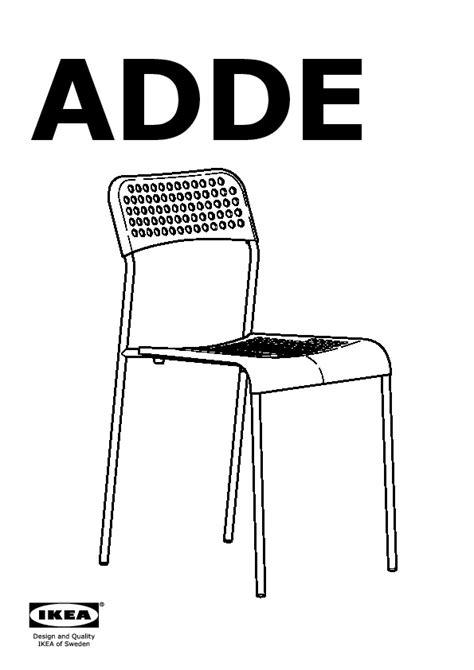 adde chair grey white ikea united kingdom ikeapedia