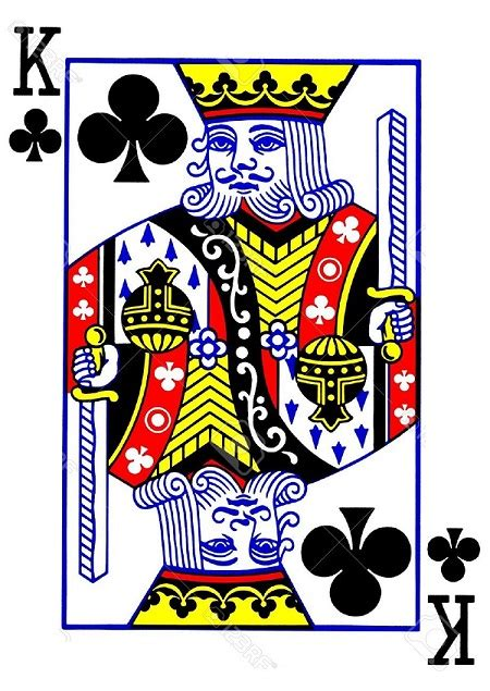 Clubs is one of the four suits of playing cards in the standard french deck. There Are Four Different Kings In Deck Of Cards And Here's The Reason Behind Their Designs