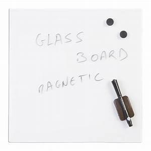 Tableau Blanc Magnétique : bi office tableau m mo en verre magn tique blanc tableau blanc et paperboard bi office sur ~ Teatrodelosmanantiales.com Idées de Décoration