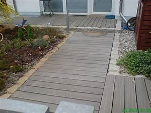 Terrasse Mit Holz : terrasse und wege mit bangkirai holz hess bau gmbh ~ Whattoseeinmadrid.com Haus und Dekorationen