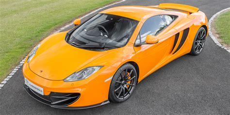 McLaren 12C MSO Front - McOrange - Alastair Bols