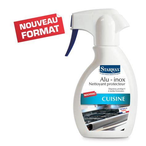 produits cuisine nettoyant protecteur alu inox starwax produits d