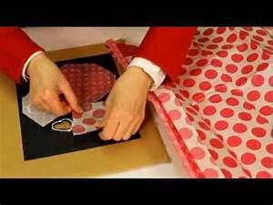 Bricolage Facile En Papier : vitrail en papier bricolage facile pour la saint valentin ~ Mglfilm.com Idées de Décoration
