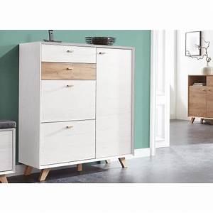 Meuble Style Scandinave : meuble chaussures style scandinave canada 3 cbc meubles ~ Teatrodelosmanantiales.com Idées de Décoration