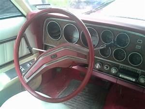1978 Mercury Cougar - Interior Pictures