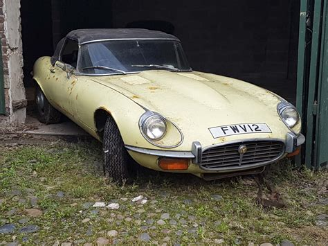 jaguar classic family heirloom jaguar e type seeks new home classic car