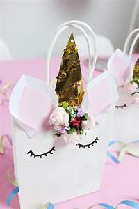 Geschenk Für Gastgeber : diy einhorn geschenk t ten selber machen schnelle einhorn party deko einhorn geschenk ~ Sanjose-hotels-ca.com Haus und Dekorationen