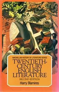 20th Century British Literature Timeline Timetoast Timelines