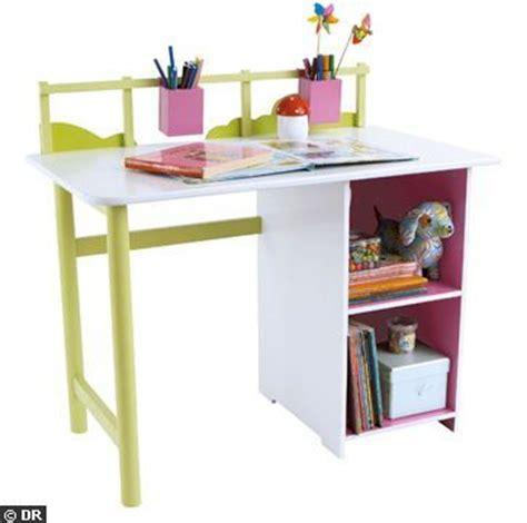 bureau fille 6 ans bureau pour fille 10 ans