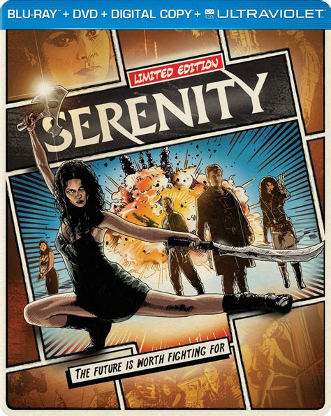 Serenity Dvd Release Date May 6, 2008
