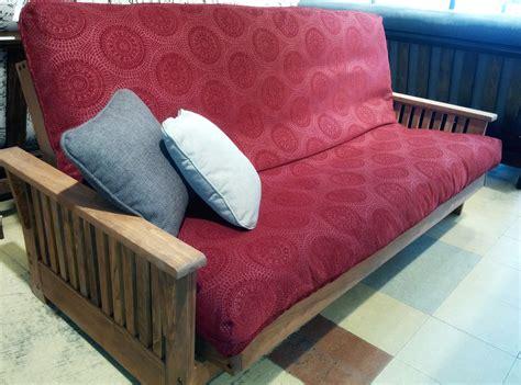 mission futon mission futon frame futon d or mattressesfuton