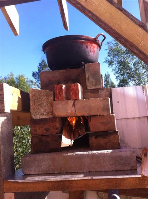 oven  rocket stove workshop  common unity project