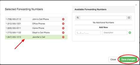 number phone forwarding save talkroute verify been