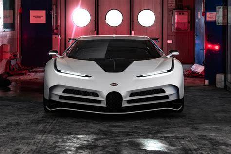 It's the most expensive car in the world. Cristiano Ronaldo Buys $9-Million Bugatti Centodieci | CarBuzz