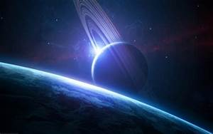 Wallpaper Planets, Rings, HD, Space / Most Popular, #9363