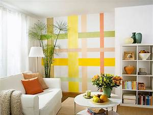 Wandgestaltung Mit Farbe Beispiele : ambitious and combative kreative wandgestaltung mit farbe beispiele ~ Markanthonyermac.com Haus und Dekorationen
