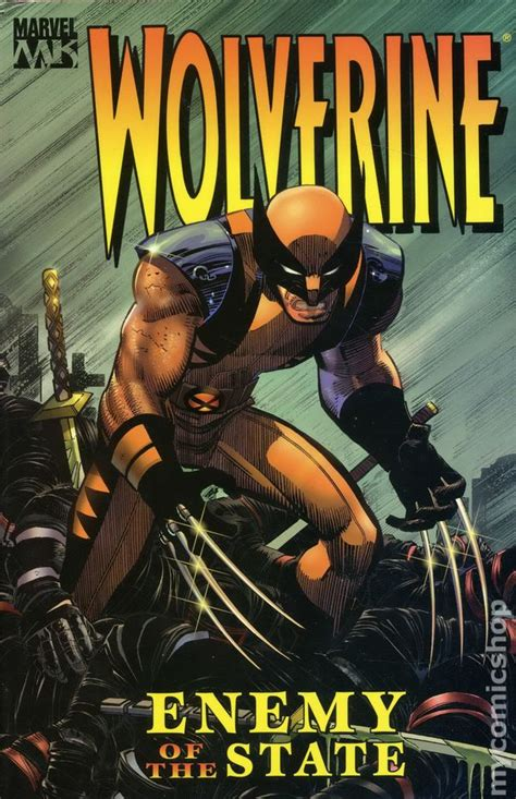 Wolverine Enemy of the State HC (2005-2006 Marvel) comic books