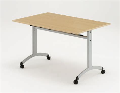 table basculante cuisine table pliante plix ovale 200x90 euresco euresco