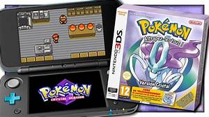 Pokemon Version Youtube : pokemon version cristal sur nintendo 3ds youtube ~ Medecine-chirurgie-esthetiques.com Avis de Voitures