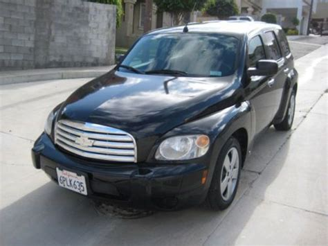 old car repair manuals 2011 chevrolet hhr windshield wipe control buy used 2007 chevy hhr suv ls black automatic 4 cyl wagon 4 door get great mileage mpg in pico