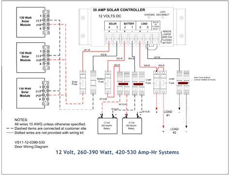 Full List Solar System Wiring Installation Circuit