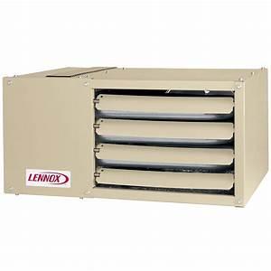 75k Btu Lennox Hanging Gas Furnace