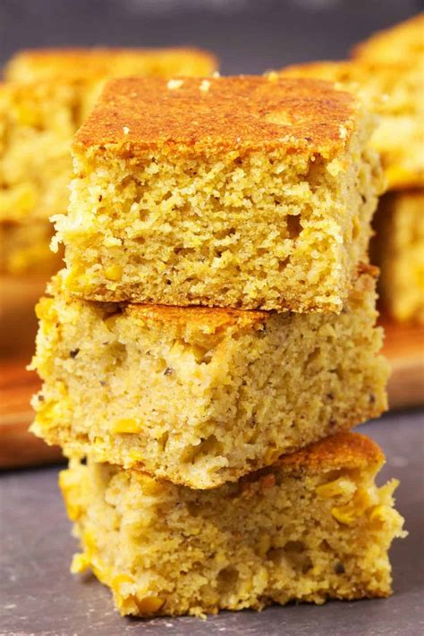 Try our vegan banana bread. Corn Grits For Cornbread Recipe - The albers line of corn ...