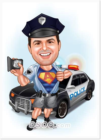 police military caricature osoqcom