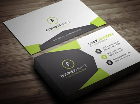 Geometric Style Corporate Business Card Template » Free Business Proposal How Long Letter Template Research Of Computer Shop Plan Examples Gym Job Description Pdf Cheap Cards Sheffield
